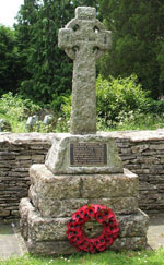 Lower Chedworth War Memorial